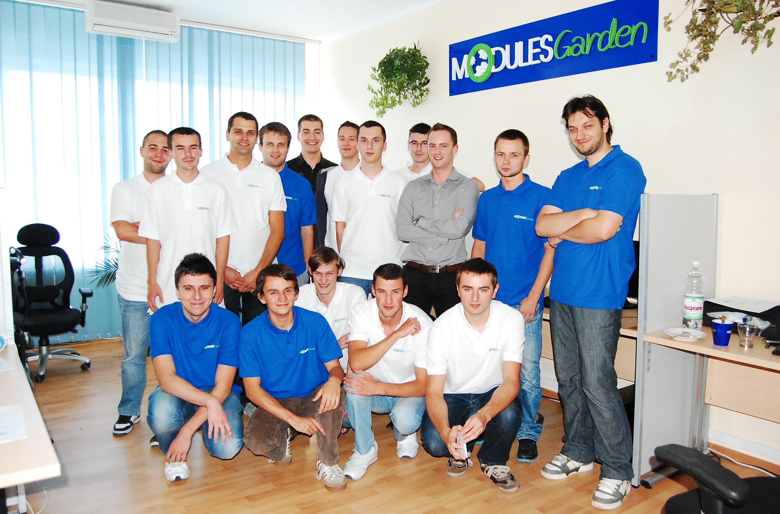 ModulesGarden Team September 2013