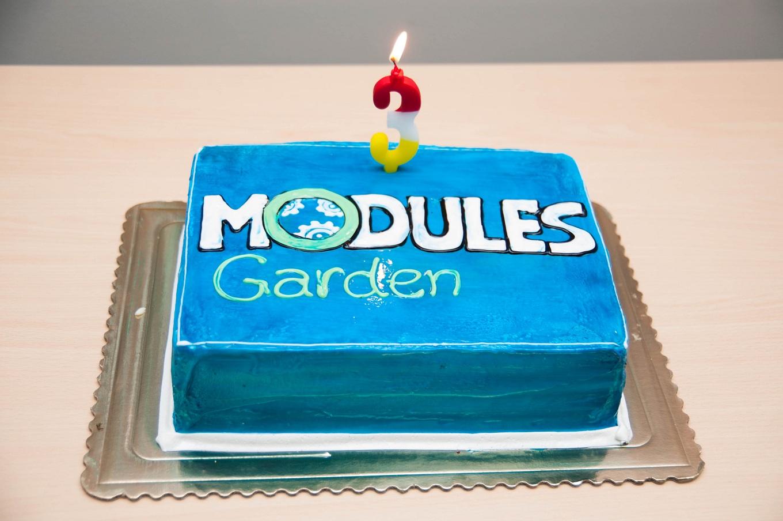 Our gorgeous birthday cake!
