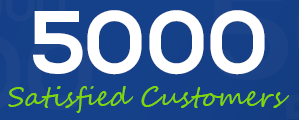 ModulesGarden Have 5000 Satisfied Customers - Free WHMCS Widget