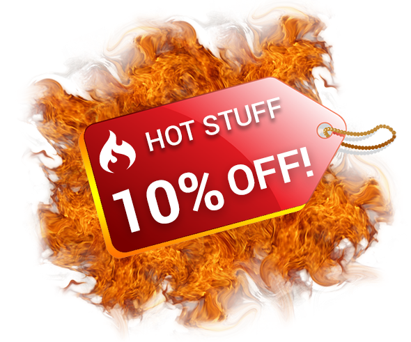 ModulesGarden Hot Stuff - 10% Discount