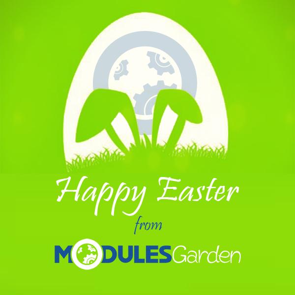 ModulesGarden Easter Wishes