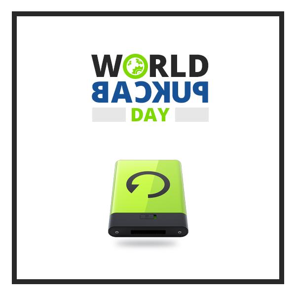 ModulesGarden World Backup Day 2016