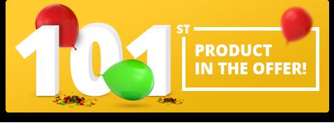 ModulesGarden 101st Product Milestone