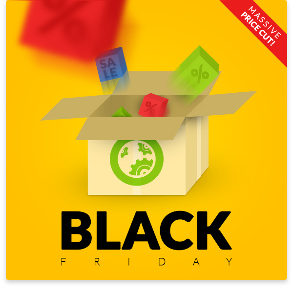 ModulesGarden Black Friday Bargains