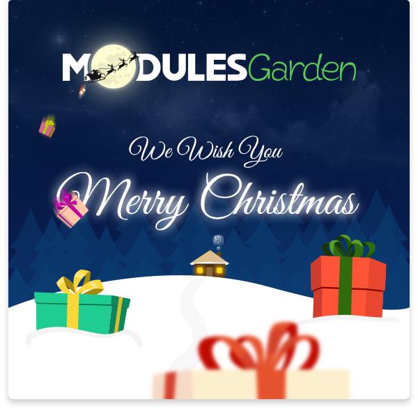 ModulesGarden Merry Christmas