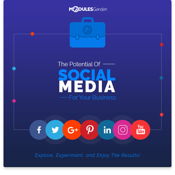ModulesGarden - Social Media Importance