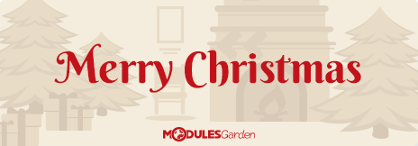 Christmas Promotion 2017 at ModulesGarden