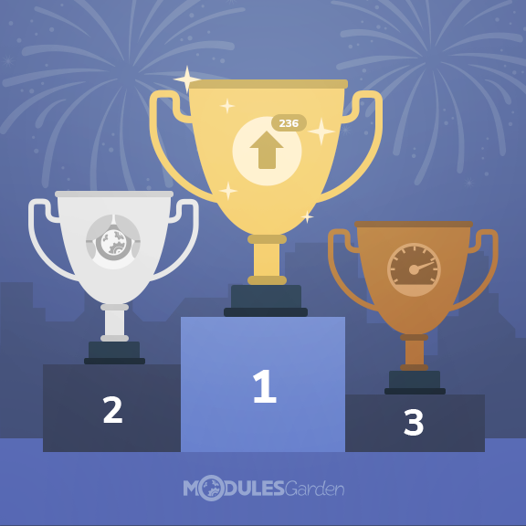 Top 3 Achievements of ModulesGarden in 2017