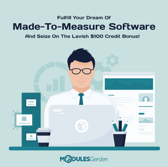 Promotion On Custom Software Projects At ModulesGarden