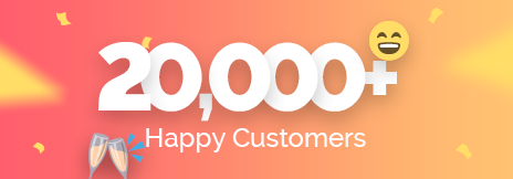 Promotion at ModulesGarden - Celebrating 20,000 Customers