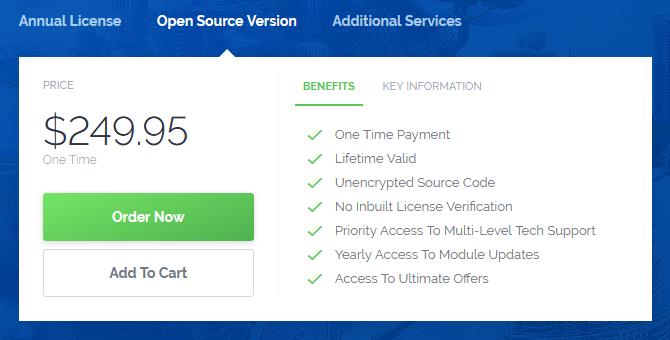 Open Source Version Of WHMCS Module - ModulesGarden