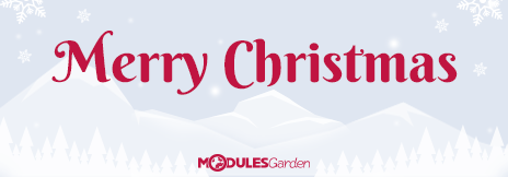 Christmas Promotion - ModulesGarden