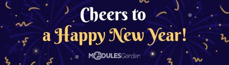 Happy New Year 2020 - ModulesGarden