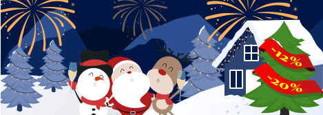 Merry Christmas and Happy New Year 2021 - ModulesGarden