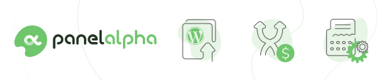 PanelAlpha - The top-shelf panel for full WordPress automation
